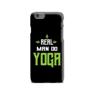 Yoga Motivational Powerful Quotes iPhone 6 Case