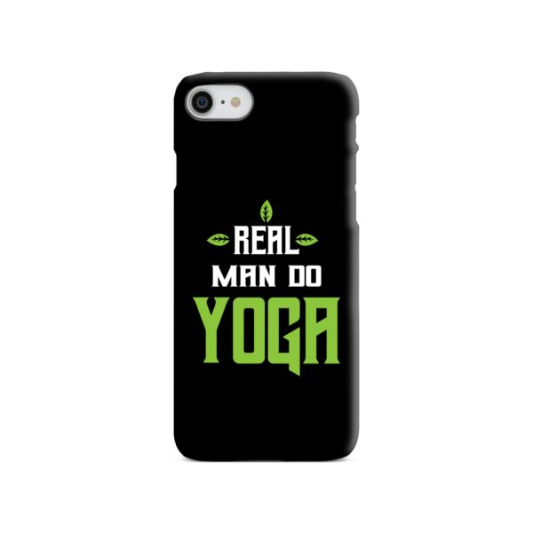 Yoga Motivational Powerful Quotes iPhone 7 Case