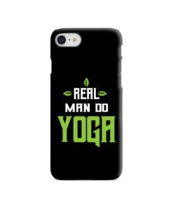 Yoga Motivational Powerful Quotes iPhone 8 Case