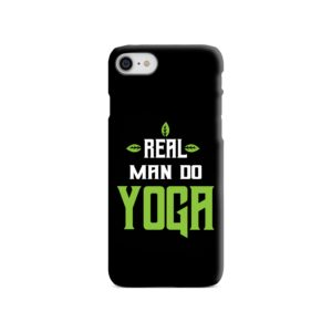 Yoga Motivational Powerful Quotes iPhone SE (2020) Case