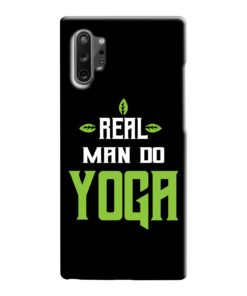 Yoga Motivational Powerful Quotes Samsung Galaxy Note 10 Case