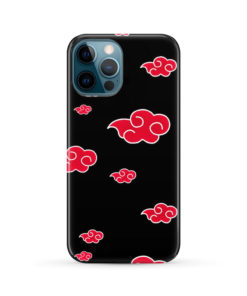 Akatsuki Clouds Naruto for Amazing iPhone 12 Pro Max Case Cover