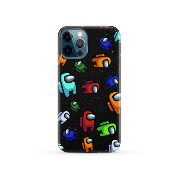 Among Us Pattern for Beautiful iPhone 12 Pro Case Cover