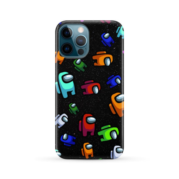 Among Us Pattern for Beautiful iPhone 12 Pro Max Case Cover