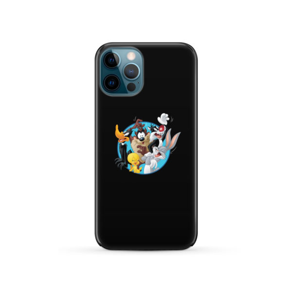 Cartoon Looney Tunes Characters for Beautiful iPhone 12 Pro Case Cover