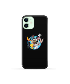 Cartoon Looney Tunes Characters for Best iPhone 12 Mini Case Cover