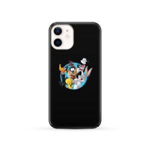 Cartoon Looney Tunes Characters for Trendy iPhone 12 Case