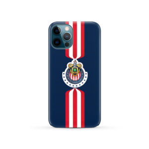 Club Chivas De Guadalajara for Cool iPhone 12 Pro Case Cover