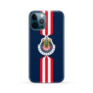 Club Chivas De Guadalajara for Simple iPhone 12 Pro Max Case