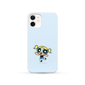Cute Bubbles Powerpuff Girls for Beautiful iPhone 12 Case Cover