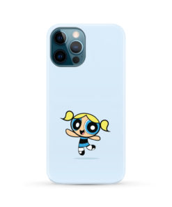 Cute Bubbles Powerpuff Girls for Newest iPhone 12 Pro Max Case Cover