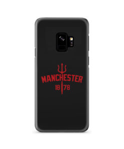 Devils of Manchester is Red for Amazing Samsung Galaxy S9 Case