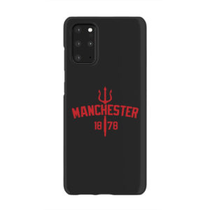 Devils of Manchester is Red for Beautiful Samsung Galaxy S20 Plus Case