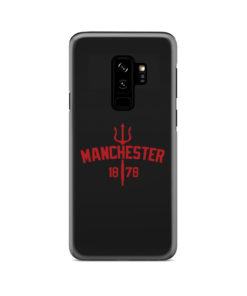 Devils of Manchester is Red for Cool Samsung Galaxy S9 Plus Case Cover