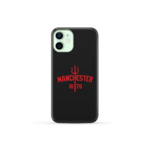 Devils of Manchester is Red for Nice iPhone 12 Mini Case Cover