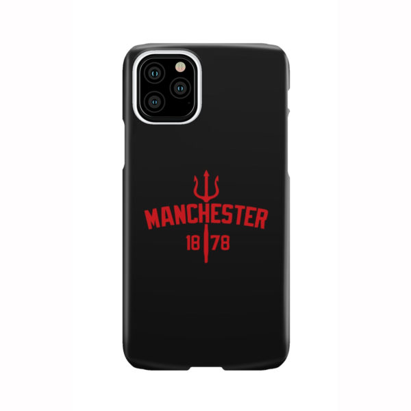 Devils of Manchester is Red for Premium iPhone 11 Pro Case