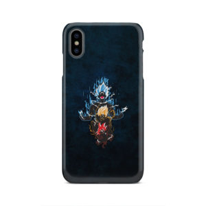 Dragon Ball Super Goku Saiyan Evolution for Amazing iPhone XS Max Case