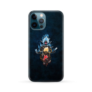 Dragon Ball Super Goku Saiyan Evolution for Beautiful iPhone 12 Pro Max Case Cover