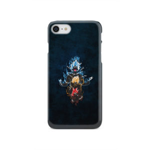 Dragon Ball Super Goku Saiyan Evolution for Beautiful iPhone SE 2020 Case Cover