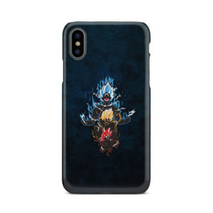 Dragon Ball Super Goku Saiyan Evolution for Best iPhone X / XS Case Cover
