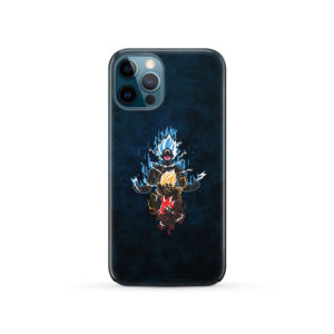 Dragon Ball Super Goku Saiyan Evolution for Custom iPhone 12 Pro Case