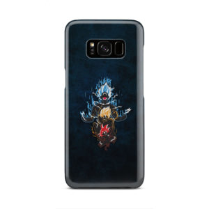 Dragon Ball Super Goku Saiyan Evolution for Premium Samsung Galaxy S8 Case