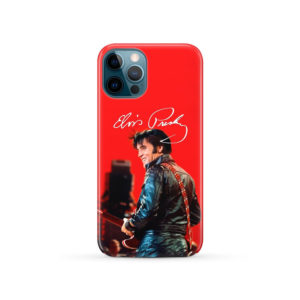 Elvis Presley Live Concert for Amazing iPhone 12 Pro Case