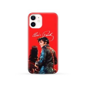 Elvis Presley Live Concert for Unique iPhone 12 Case Cover