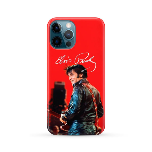 Elvis Presley Live Concert for Unique iPhone 12 Pro Max Case