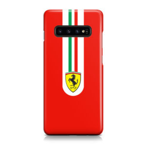 Ferrari Logo for Best Samsung Galaxy S10 Case