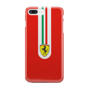 Ferrari Logo for Cute iPhone 7 Plus Case