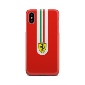 Ferrari Logo for Newest iPhone XS Max Case Cover