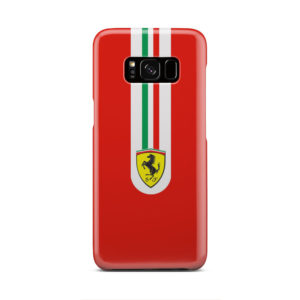 Ferrari Logo for Newest Samsung Galaxy S8 Case Cover