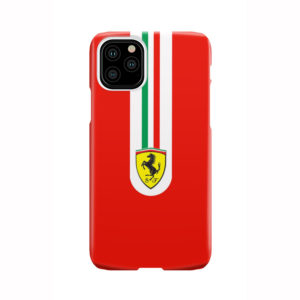 Ferrari Logo for Premium iPhone 11 Pro Case Cover