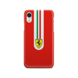 Ferrari Logo for Stylish iPhone XR Case Cover