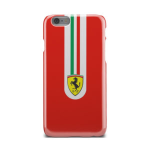 Ferrari Logo for Trendy iPhone 6 Case Cover