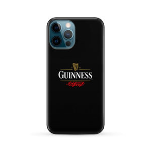 Guinness Draught Beer for Stylish iPhone 12 Pro Max Case
