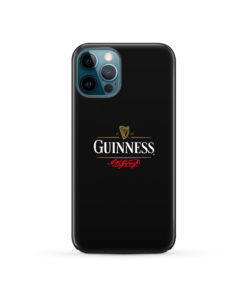 Guinness Draught Beer for Trendy iPhone 12 Pro Case