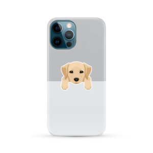 Labrador Retriever Puppy for Amazing iPhone 12 Pro Max Case Cover