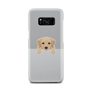 Labrador Retriever Puppy for Cool Samsung Galaxy S8 Case Cover