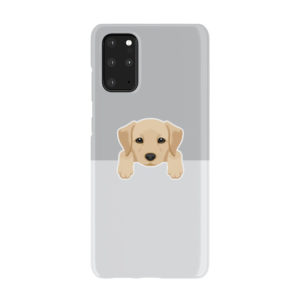 Labrador Retriever Puppy for Custom Samsung Galaxy S20 Plus Case