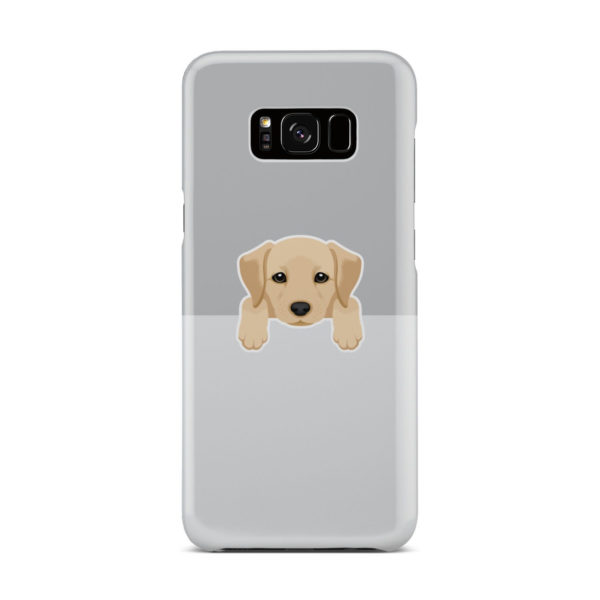 Labrador Retriever Puppy for Customized Samsung Galaxy S8 Plus Case Cover