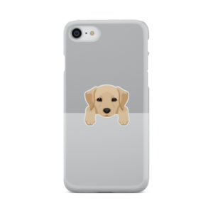 Labrador Retriever Puppy for Premium iPhone 7 Case