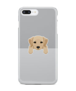 Labrador Retriever Puppy for Stylish iPhone 8 Plus Case Cover