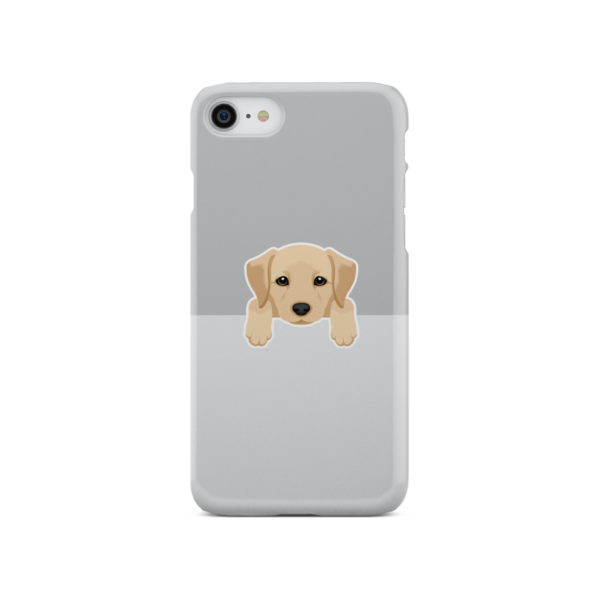 Labrador Retriever Puppy for Unique iPhone SE 2020 Case Cover