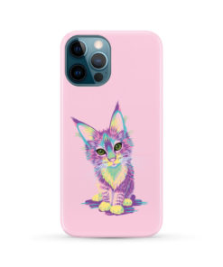 Maine Coon Kitten for Amazing iPhone 12 Pro Max Case