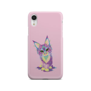 Maine Coon Kitten for Beautiful iPhone XR Case