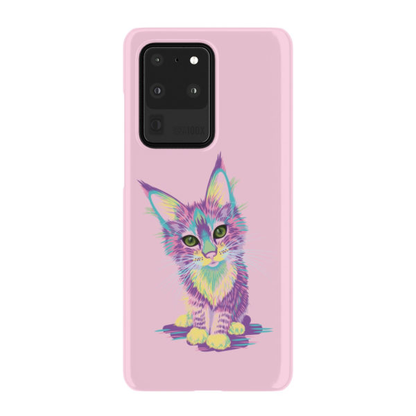 Maine Coon Kitten for Beautiful Samsung Galaxy S20 Ultra Case Cover