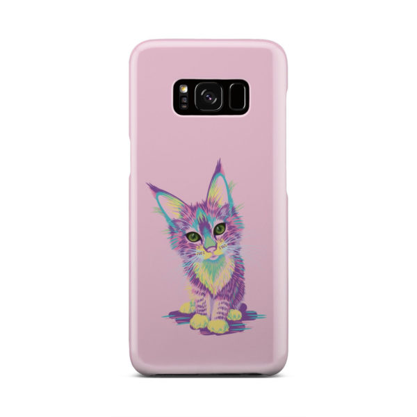 Maine Coon Kitten for Cool Samsung Galaxy S8 Case Cover