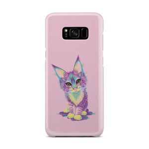 Maine Coon Kitten for Cute Samsung Galaxy S8 Plus Case Cover